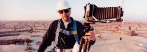 Photographer Edward Burtynsky presents Landscape of Human Systems