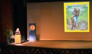 Primatologist tells of the heart, soul, and struggle of the orangutan
